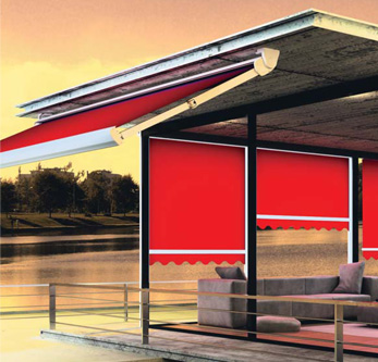AMA Sun Protection awnings