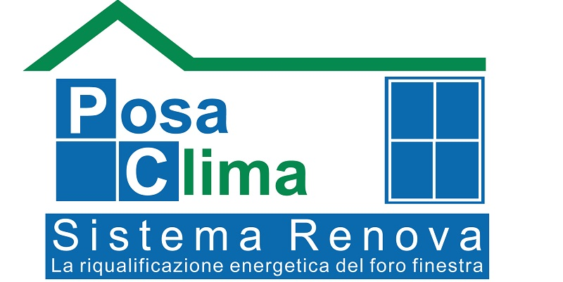 PosaClima Renova energy redevelopment of the hole window