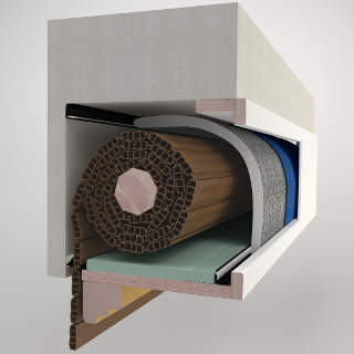 Renova Posaclima system insulation box