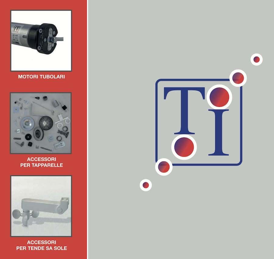 Tech International tubular motors shutters accessories
