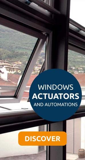 Window actuators