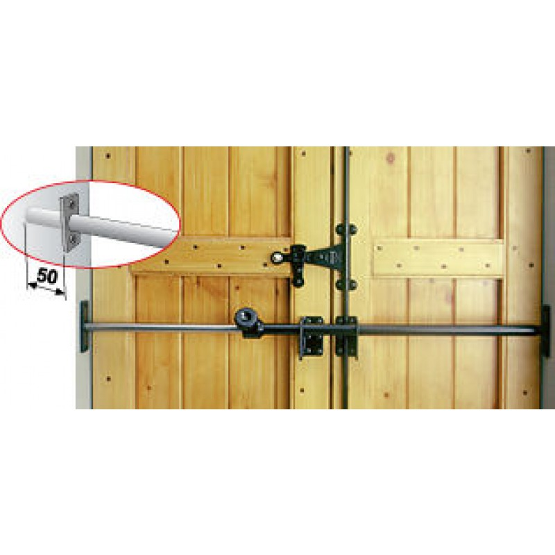 Anti-Burglary Blindy Bar Blindatura Doors and Windows Extensible DN