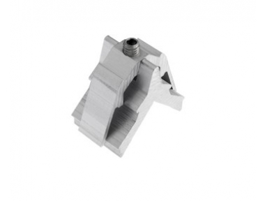 Screw bracket to aluminum Alutec 15x25mm
