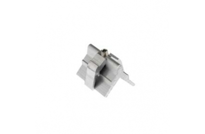 Screw bracket to aluminum Alutec 10x45mm
