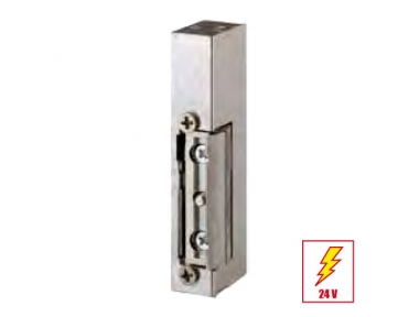 129KL Electric Strike Door with Adjustable Latch with Plate Short Flat effeff