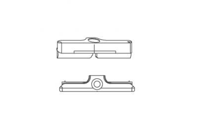 Feedback Pawl S 56 Siegenia Titan for PVC