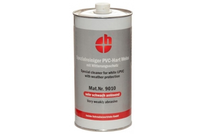 Special Cleaner for PVC Hard White Weak-Dissolving 1L Heicko
