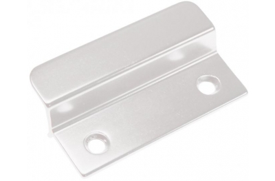 White aluminum small handle for French doors Outdoor HEICKO Segatori