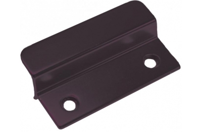 Small handle Brown Aluminium for French doors Outdoor HEICKO Segatori