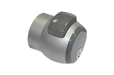 13 Knob PremiApri for Entrances and Offices Tubular Lock Nova Series Meroni