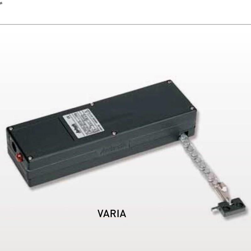 Apricolor Varies Engine Aprimatic; Chain actuator for Door