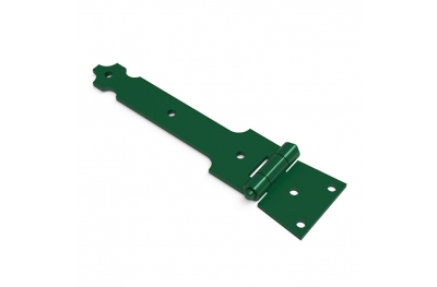 16LL bis CiFALL Hatch Hinge Shaped Aluminium Iron Hardware For Shutters