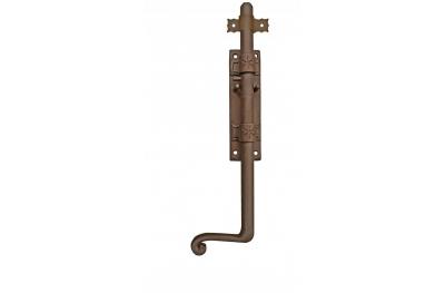 1891 Galbusera Vertical Bolt Wrought Iron Different Size