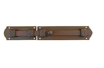 1892 Galbusera Horizontal Bolt Wrought Iron Different Size