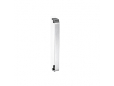 200P-001 pba Pull handle in stainless steel with flat profile