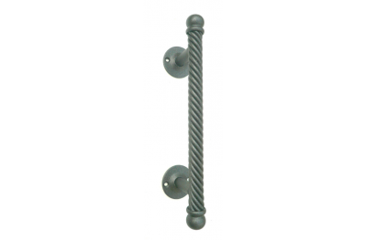 2113 Galbusera Pull Handle Wrought Iron