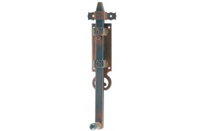 2117 Galbusera Horizontal Bolt Wrought Iron Different Size