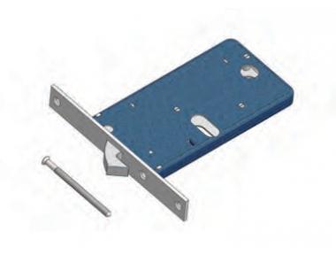 Lock hook Omec Mechanics Band Aluminium