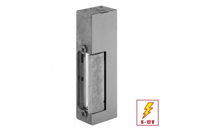 24KL Electric Strike Door Permanent Release with Plate Short Flat effeff