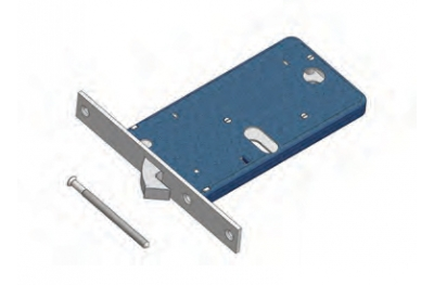 Lock hook Omec Mechanics Band Aluminium