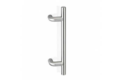 293 pba Pull Handle in Stainless Steel AISI 316L