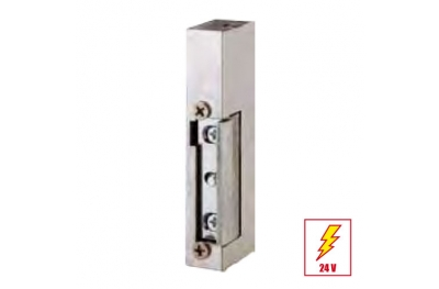 29KL Electric Strike Door with Adjustable Latch with Plate Short Flat effeff