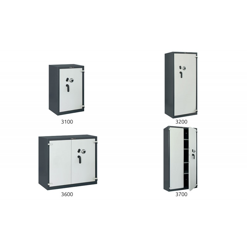 Lorica Più Wall Safe Bordogna Ideal for Home Security