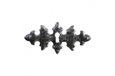3170 Handmade Wrought Iron Furniture Nozzle Lorenz Ferart