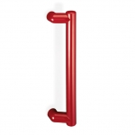 331 pba Pull Handle in through coloured Polyamide