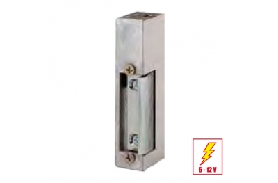 34FFKL Electric Strike Door Adjustable Latch with Plate Short Flat effeff