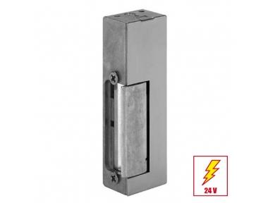 34KL Electric Strike Door 24V with Plate Short Flat effeff