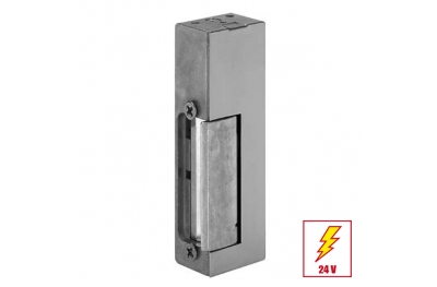34KL Electric Strike Door 24V with Plate Short Flat effeff