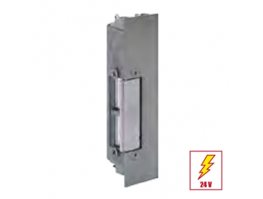 34RRKL Electric Strike Door Permanent Release with Plate Short Flat effeff