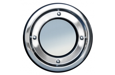 Porthole Fixed Metallic Round Inox AISI 316 Colombo