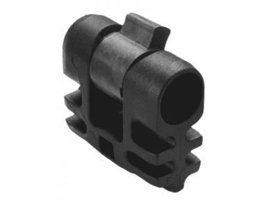 Oval cylinder Adaptation ESINPLAST (Cisa Locks and Similar)