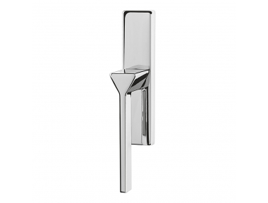 Ama Window Handle on Plate by Designer Architect Andrea Maffei for Colombo Design