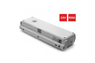 Chain Actuator ACK4 RWA 24V 1 For Smoke Heat Applications Push Point Topp