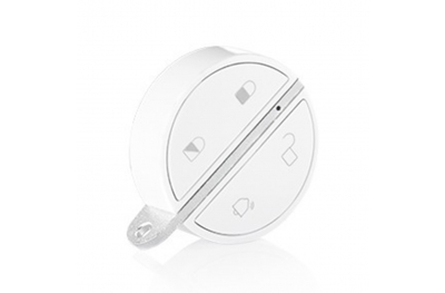 Somfy Protect Somfy Key Fob Badge Personal Anti-Theft Remote Control