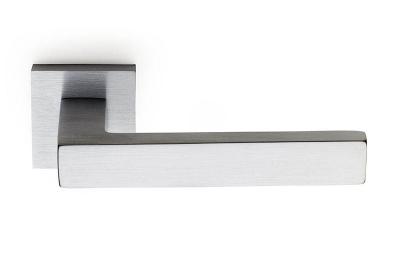 Barletta Door Handle on Square Rosette Fashion Line PFS Pasini