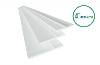 Stop for PVC Windows Counterframe Teknica PosaClima
