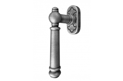 Bremen Galbusera Dry Keep Window Handle Wrought Iron