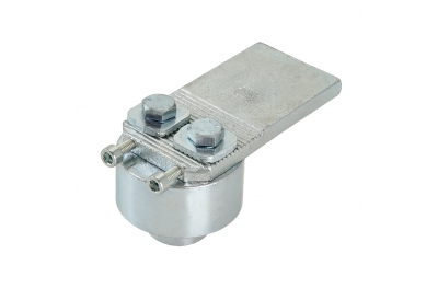 Medium Adjustable Hinge with Bearing and Screws Swing Gate Combiarialdo