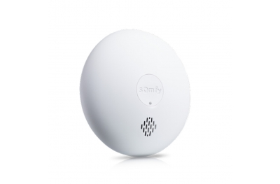 Somfy Smoke Detector Sensor for Somfy One and One+ Home Alarms