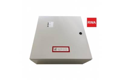 RWA RWZ 5-24e 230V 50Hz Control Unit For Smoke And Heat Ventilation Systems For Use With RWA Chain Actuators Topp