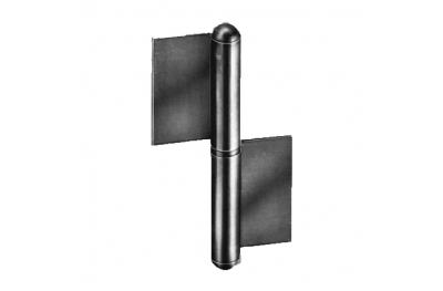Left hinge Ficcia 2 Ali Savio from Weld Steel Polished
