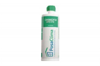 Chimofix Green Resin for Structural Winter Fixing of PosaClima Wall