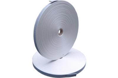 Blinds strap Cotton Grey Width 22 mm coil 50m PosaClima Renova