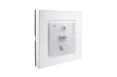 Wireless Wall Control with 1 RTS Smoove Origin Somfy Radio Channel
