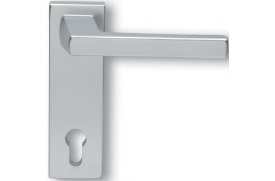 Ghidini Archimede Lever Handle with Plate