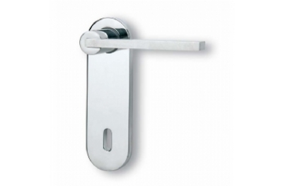 Ghidini Galileo OCL-M4/F1 Lever Handle with Plate